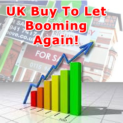 Buy-To-Let Mortgage Lending Up 20% Over The Last Year